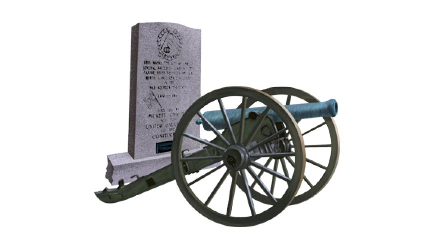 Burr Ferry Civil War Breastworks Myths & Legends Byway